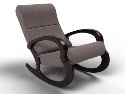 Кресло-качалка Гарда какао
