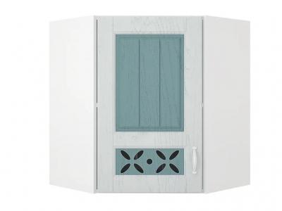Шкаф угловой верхний Камелия 600х600х300
