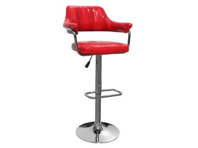 Барный стул Лого LM-5019 красный крокодил