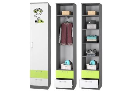 Шкаф для белья с 2-мя ящиками Граффити