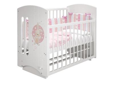Кроватка детская Софи 2 Банни с маятником