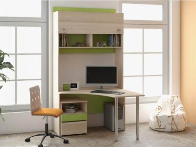 Угловой письменный стол с надстройкой Киви ГН-139.009